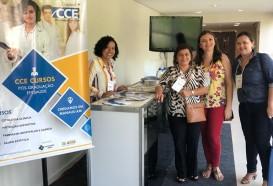 Congresso l CCE Cursos participa do 18º Congresso Brasileiro de Citologia Clínica em Manaus-AM