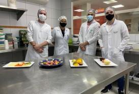 Aula Prática Cozinha Industrial | Nutrição nos primeiros 1.000 dias