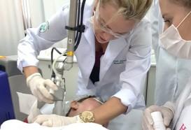 Prática em Laser e Luz Intensa Pulsada I Biomedicina Estética e Farmácia Estética